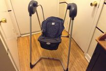 Swinger/rocking chair JMason / (25$ Toronto)I have a rocking/swinger chair Jmason in great condition,the seat can be removed to be wash,works with or without batteries,i am in etobicoke area,ask us for what else we have for sale...we have a lot,(look in your spam folder for my reply,sometimes it goes in there)thank you 'No Pay Pal'
