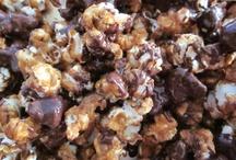 Granola and Popcorn