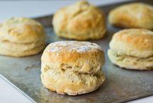 Biscuits/ çörekler