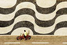 curvas e retas (urbano)