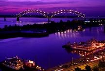 My Memphis, TN / by Gretchen G