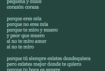 poemas que me encantan