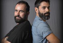 Look 2014 / Happy beard year #barberia  #peluqueria  #hair #barba  #vinaros  #estilo  #moda  #afeitado  #style  #hombre #man  #cortes  #cut   #barbas  #cabello #barbero #castellon
