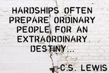 Words of Wisdom / by Heidi Warner