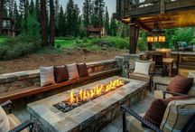 Firepits or places on your deck