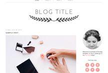 Blog Layouts / by Make it Blissful