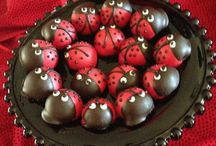 La-La Lady Bugs / Baby shower ideas
