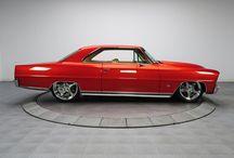 cars - musclecars