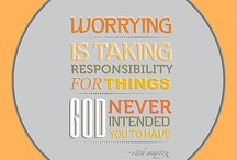 Why i don't worry?