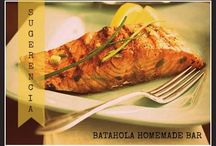 Batahola: nuestras sugerencias homemade / Algunas de las opciones para comer cada día. #homemade #sugerecias