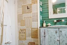 Great Bathrooms / by Southern Belle Magazine