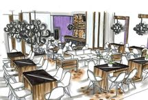 Summa Wonen & Design - interieuradvies - tekenstijlen