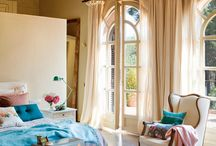 guest bedroom / Ideas and inspiration for the guest bedroom