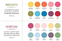 Colors stampin'up