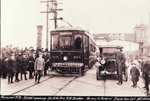 Transportation in Seattle / Planes, trains, and automobiles - plus streetcars, ferries, monorails, and other local modes of transportation over the years. / by Seattle Municipal Archives