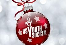 12 Days of Soccer / This December, US Youth Soccer is holding 12 Days of Soccer to celebrate the game we all love, now through Dec. 19. We will be sharing photos and messages that highlight the lessons that can be learned through the game and we'll also be giving away some US Youth Soccer gear. Enter each day at www.usyouthsoccer.org. #12DAYSofSOCCER.