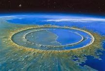 Meteorites - Swift, Deadly Missiles from The Cosmos!!! (Scars & Craters They Leave On Earth)
