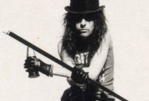 Alice Cooper / The life and crimes of Alice Cooper / by Onlinenow LLC