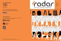 Radar #8 / Ósmy numer czasopisma literackiego #radar pprzygotowany specjalnie na Forum Wydawców we Lwowie #lvivforum #reportaż #polska #ukraina