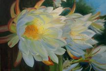 Karen Winters Botanical Floral Paintings / Paintings of flowers and other botanical subjects by California impressionist Karen Winters.  http://www.karenwinters.com All images © Karen Winters Fine Art 2013