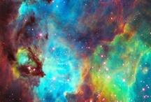 space, stars & science / Fascinating things from the universe, including beautiful galaxies and sparkling constellations, minerals and gemstones and other sciencey things.