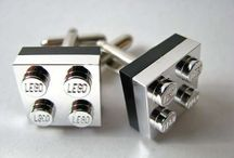 Cufflinks and rings