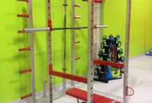 Rack City / Check out what just arrived at Striation 6. #GetStriated #Toronto #Fitness #fitfam #isophit www.striation6.com