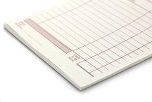 Druki dla firm / Druki dla firm: listowniki, koperty z nadrukiem, bloczki samokopiujące, bloczki notanikowe, kalendarze trójdzielne, kalendarze jednodzielne.