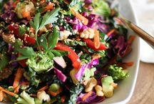 Salad & Pasta