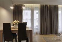 Aranżacje Perfect Space, Hotelowe wnętrze / Czy mieszkanie można traktować jak hotel? Oczywiście, zwłaszcza jeśli wiedzie się podróżnicze życie. Wtedy wystarczy aby mieszkanie było praktyczne i spełniało swe podstawowe funkcje, bez zbędnego designu. Taka właśnie jest nasza kolejna realizacja. Zobaczcie sami.