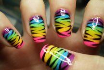Funky Nail Ideas