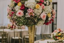 compositions for wedding table