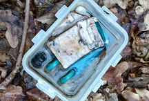 Geocaching - Unmaintained / The truth about a lot of geocaches, most owners never go back to check and maintain what they leave behind.