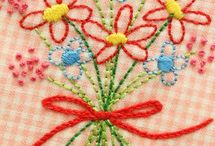 Embroidery/cross-stitch