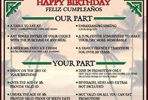 *FREE* Birthday Deals / by Niki Cornick