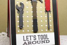 Værktøjs kort