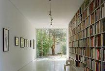 könyvek az otthonban