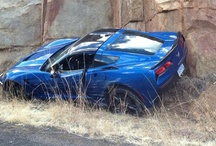 Wrecked Exotics, Sports, and Muscle Cars