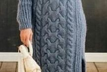 knit dress/tunic