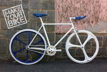 La Bici Di Andrea / Con il configuratore Ciclibrianza tutti possono essere i designer della propria bici! Questa è la bici di Andrea. Prova a creare la tua su www.ciclibrianza.it