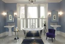 Traditional Baths & Bathrooms / We love classic baths and bathrooms styles, here's a few of favourites