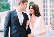 Trajes y vestidos de novia