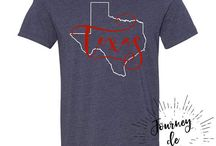 Texas Pride T-Shirts