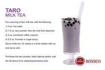 TARO Bubble Tea: