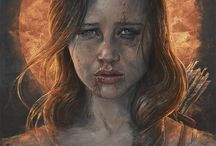 The Hunger Games / by Odessa Zentz