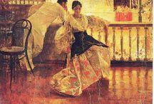 Philippine History Art