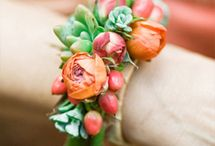 Corsages / A twist on a classic