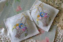 Vintage embroidery ideas