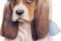Dog: Desenhos