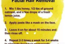 beauty tips hair removal